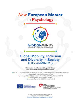 New Joint European Masters Degree in Psychology